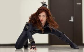 celebrity, girl, The Avengers, Scarlett Johansson