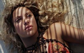celebrity, girl, singer, Shakira