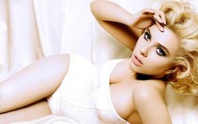 girl, celebrity, Scarlett Johansson