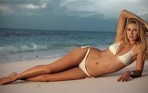 celebrity, tennis, Maria Sharapova, girl, bikini, sports
