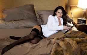 girl, celebrity, Megan Fox