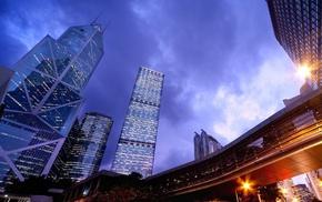 urban, skyscraper