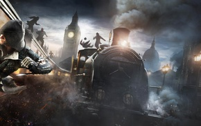 Assassins Creed Syndicate, artwork, Assassins Creed, video games