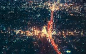 night, Tokyo