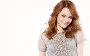 actress, girl, Emma Stone, redhead