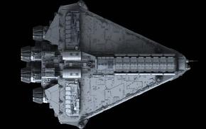 Star Wars, artwork, spaceship