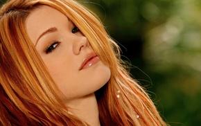 redhead, Jayme Langford, girl