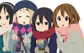 vector, K, ON, Akiyama Mio, Nakano Azusa, Hirasawa Yui