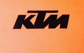 KTM, logo, motorcycle