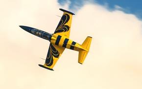 aircraft, vehicle, L, 39