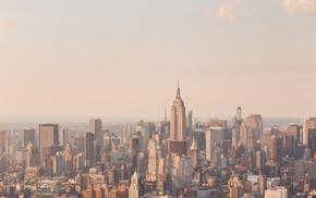 cityscape, building, New York City