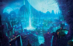 fantasy art, video games, World of Warcraft