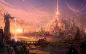 fantasy art, World of Warcraft, video games