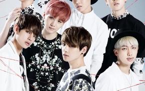 Jungkook, Jimin, BTS, Suga, Rap Monster, K