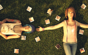 Life Is Strange, video games, Chloe Price, Max Caulfield