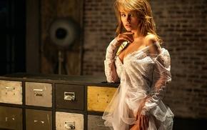 girl, model, Anastasia Scheglova, blonde