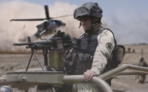Mexico, special forces, soldier, Mexican Marines, military, desert