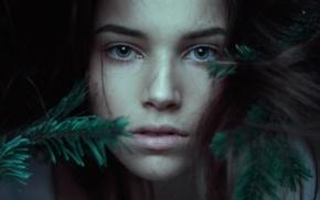 girl, portrait, face, people, brunette, photography