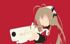 Amagi Brilliant Park, anime girls, Sento Isuzu