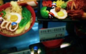 noodles, Japan, eggs, food