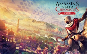 Assassins Creed Chronicles, video games, artwork
