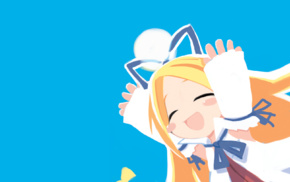 anime girls, Disgaea, blonde