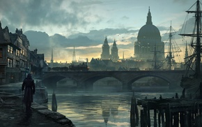 artwork, Assassins Creed, video games
