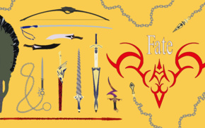 fantasy weapon, vector, anime, FateStay Night, weapon, anime vectors