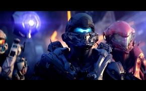 Halo, Osiris Squad, Spartan Locke, Halo 5 Guardians, spaceship