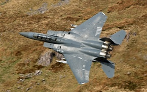 aircraft, military, F, 15, McDonnell Douglas F, 15 Eagle