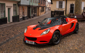 car, vehicle, Lotus Elise, town