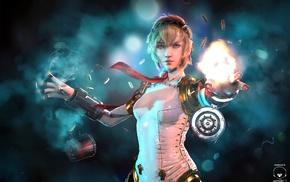 Persona 3, futuristic