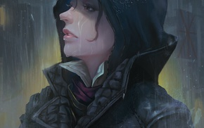 Assassins Creed Syndicate, video game girls, Evie Frye