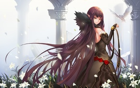 FateApocrypha, Fate Series, Assassin of Red Semiramis FateApocrypha, anime girls, anime, long hair