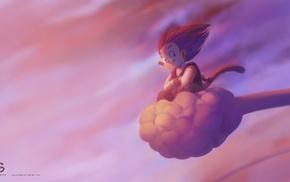 Kid Goku, Dragon Ball, anime