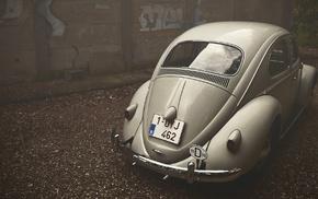 Belgium, Volkswagen Beetle, vehicle, Volkswagen, vintage, Oldtimer