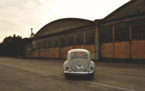 Belgium, oldtimers, car, Volkswagen Beetle, Volkswagen, vintage
