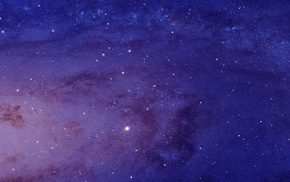 galaxy, stars, closeup, dual monitors, space, Andromeda