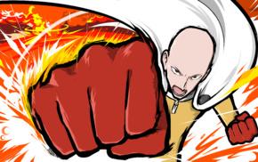 Saitama, ishmam, One, Punch Man