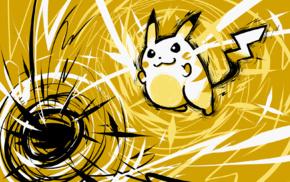ishmam, Pikachu, Pokmon