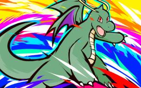 Pokmon, Dragonite, ishmam, Shiny Dragonite