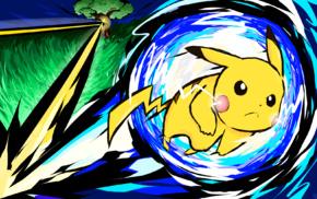 ishmam, Pokmon, Pikachu