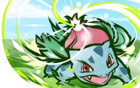 Ivysaur, ishmam, Pokmon
