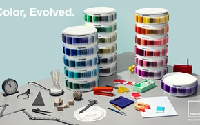 color correction, color codes, interior design, color wheel, colorful, paint can