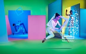 lights, dancing, color wheel, color correction, digital lighting, dancer