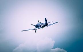 vehicle, aircraft, Sea Fury