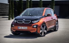 BMW i3, electric car, car, vehicle