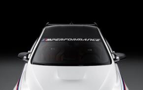 car, BMW M4, vehicle, portrait display, simple background