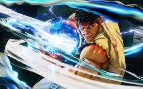 Capcom, Street Fighter V, Ryu Street Fighter, Street Fighter
