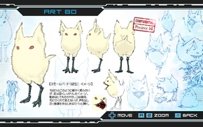 Ridley, concept art, Little Birdie, sketches, Metroid